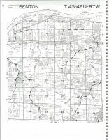 Map Image 003, Osage County 1984
